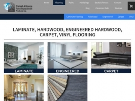 Family Friendly Sites Global Alliance Home Improvement Products Inc