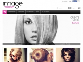 Image Hair Extensions: Clip In Hair Extensions