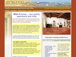 Rome Apartments and Rome rentals