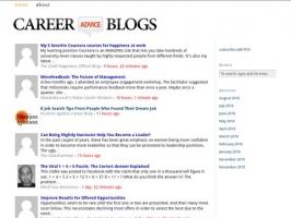 Career Advice Blogs