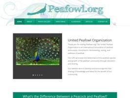 peafowl.org - Peafowl Information
