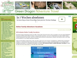 Belize Family Vacation and Adventure Travel