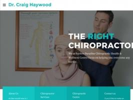 Dr Craig Chiropractor