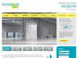 ServiceMaster Green Commercial Cleaning in IA