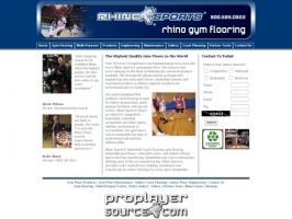 Rhino Gym Flooring