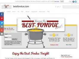 Enjoy the Best Fondue Tonight