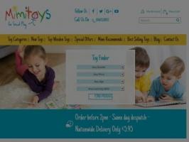 Mimitoys - Toys to Ireland by Post