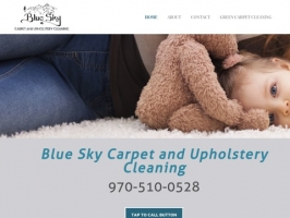 Blue Sky Carpet And Upholstery Cleaning