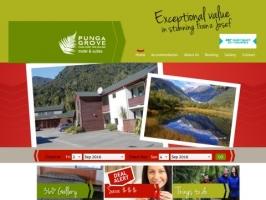 Punga Grove Fox Glacier Accommodation