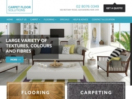 Carpet & Floor Solutions