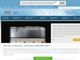 Metallurgical Failure Analysis and Corrosion Test