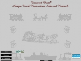 Treasured Chests - Antique Trunk Restoration