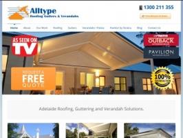 All Type Roofing, Gutters & Verandahs