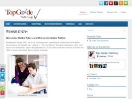 Tutoring: Maths Tuition Worcester