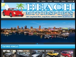 Beach Motorsports Legends Racing