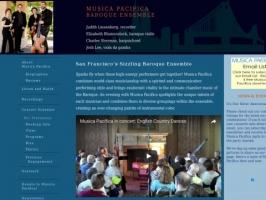 Musica Pacifica - Baroque Ensemble