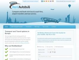 RentAutobus.com Bus-Coach Hire Comparisons