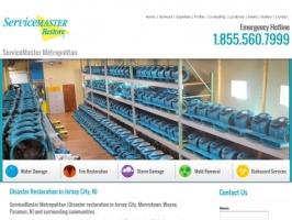 ServiceMaster: Jersey City, NJ Restoration