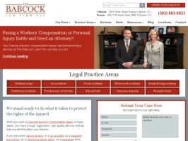 Babcock Workers Compensation Attorney