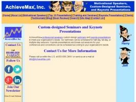 AchieveMax Management Training