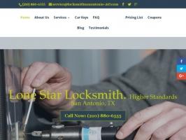 Locksmith San Antonio, TX | Lone Star LocksmithLocksmith San Antonio