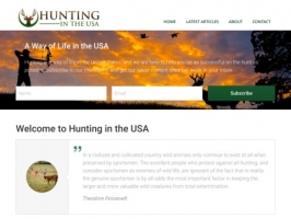 Hunting in the USA