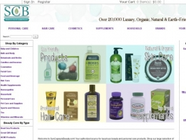 SunCapsuleBeauty.com: Dead Sea Skin & Hair Care