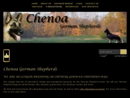 Chenoa German Shepherds