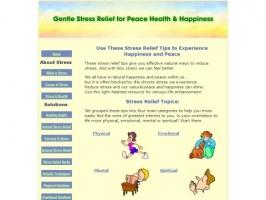 Gentle Stress Relief