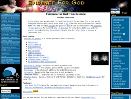 Evidence for God from Science
