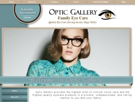 Optic Gallery | Optometrist Las Vegas