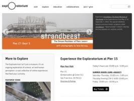 Exploratoriums ExploraNet