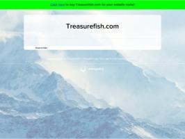 Treasurefish - Looking for Americas Lost Treasure