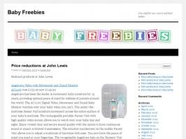 Baby Freebies UK