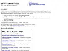 Parent-Media-Guides.com