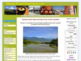 Taiwan Travel Experience