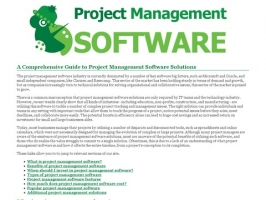 Project Management Software Review