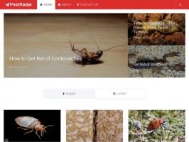 Pest control by PestRadar