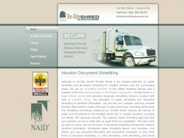 On-Site Paper Shredding