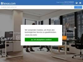 Flexas.com - Office for rent Munich. The biggest offer