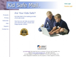 Kid Safe Mail