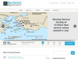 Northrich Baptist Church