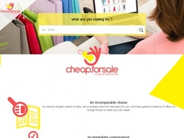 Cheap.ForSale - Online Classifieds