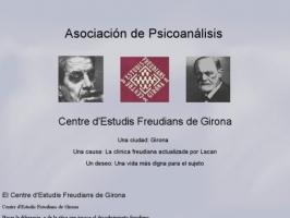 Psicoanalisis. CEF.de Girona