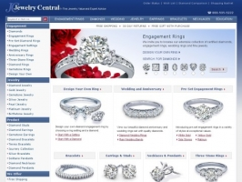 Jewelry Central: Engagement Rings