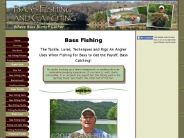 Guide To Bass Fishing And Catching