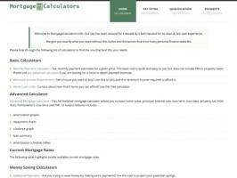 Mortgage Calculators.info