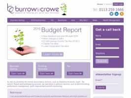 Burrow & Crowe Chartered Accountants