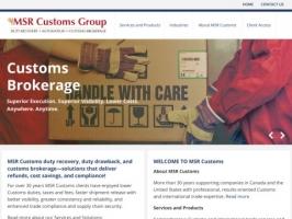 MSR Customs