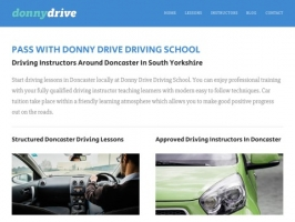 Donny Drive driving school